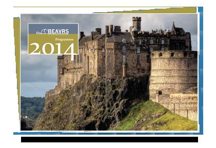 BEAVRS 2014 Edinburgh